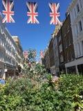 Regent Street stock image