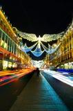 Regent ulicy aniołowie Fotografia Stock