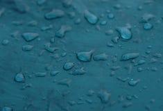 Regentropfen Stockbild