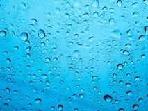 Regenwassertropfen Lizenzfreie Stockfotos
