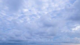 Regenwolken stock video