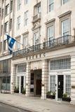 Regeringen av det Quebec's kontoret i London, Förenade kungariket Royaltyfri Foto