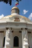 Regerings- byggnad i Caracas Arkivbild