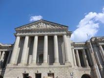 Regerings- byggnad i Washington DC Fotografering för Bildbyråer