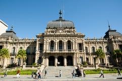 Regerings- byggnad - Tucuman - Argentina arkivbilder