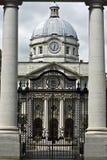regerings- byggnader Fotografering för Bildbyråer