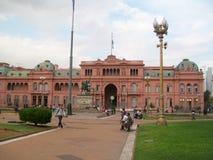 Regerings- hus, Buenos Aires, Argentina Fotografering för Bildbyråer