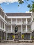 Regerings- hus, Port Louis, Mauritius Arkivbilder