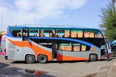 Regerings- ingen företagsbuss för transport 694-1859 Fotografering för Bildbyråer