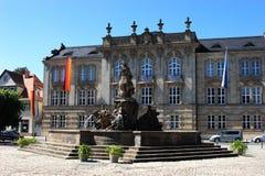 regerings- upper för bayreuth franconia Arkivbild