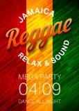 reggae ilustracji