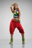 Reggae dancer Stock Photos