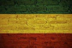 Reggae-Hintergrund lizenzfreie abbildung