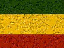 Reggae-Hintergrund lizenzfreie stockbilder