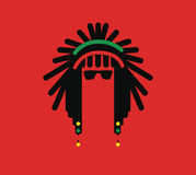 Reggae kultury pojęcia projekt ilustracja wektor