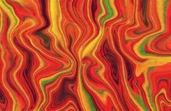 Reggae tło, abstrakcjonistycznej sztuki tło ilustracja wektor