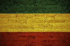 Reggaebakgrund royaltyfri illustrationer