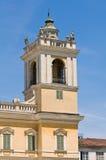 Reggia av Colorno. Emilia-Romagna. Italien. Royaltyfri Bild