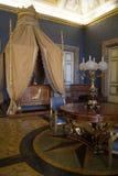 Reggia caserta inside Royalty Free Stock Image