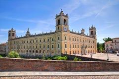Reggia of Colorno. Emilia-Romagna. Italy. Stock Images