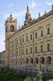 Reggia of Colorno. Emilia-Romagna. Italy. Royalty Free Stock Photos