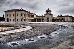 Reggia di Venaria Royalty Free Stock Images