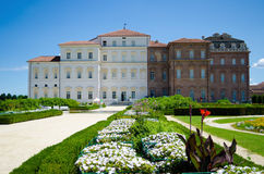 Reggia di Venaria, Italy Royalty Free Stock Photography