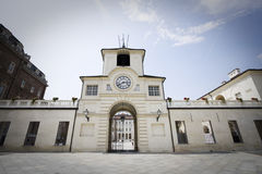 Reggia di venaria near turin Royalty Free Stock Images