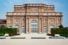 Reggia di Venaria, Palazzo reale di lusso arkivbild