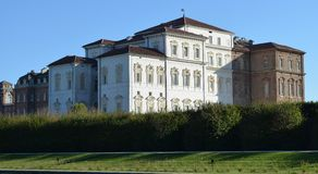 Reggia di Venaria Reale, Turin, Italy Royalty Free Stock Photo