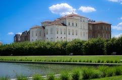 Reggia di Venaria Reale vicino a Torino, Italia immagine stock libera da diritti