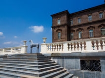 Reggia di venaria royal palace in Turin italy Royalty Free Stock Images