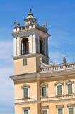 Reggia von Colorno. Emilia-Romagna. Italien. Lizenzfreies Stockfoto