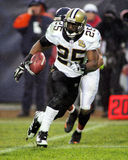 Reggie Bush, New Orleans Saints Lizenzfreie Stockbilder