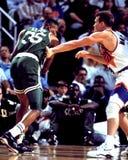 Reggie Lewis Boston Celtics Arkivfoton