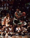 Reggie Lewis, Boston Celtics Stock Image