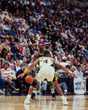 Reggie Lewis, Celtics de Boston Imagen de archivo libre de regalías