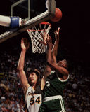 Reggie Lewis, Celtics de Boston Image libre de droits