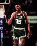 Reggie Lewis, Celtics de Boston Photos stock
