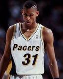 Reggie Miller, Indiana Pacers immagini stock