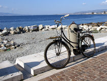 Reggio bike Royalty Free Stock Images