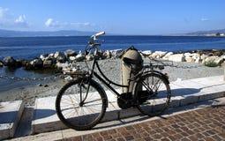 Reggio bike Stock Images