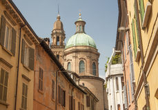 Reggio Emilia, Emilia Romagna, Itália Imagem de Stock