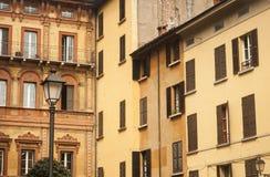Reggio Emilia, Emilia Romagna, Italien Stockbilder