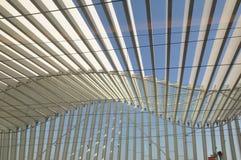 Reggio Emilia Italy station roof architecture