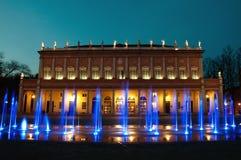 Reggio Emilia - städtisches Theater Lizenzfreie Stockfotos