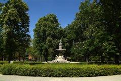 Reggio nellEmilia. Detail of the park of Reggio nellEmilia Royalty Free Stock Photos