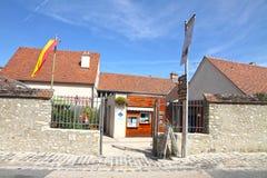 Região de França, Paris, Seine e Marne, cidade medieval de Provins, Offi Fotos de Stock Royalty Free