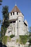 Região de França, Paris, Seine e Marne, cidade medieval de Provins, tou Foto de Stock Royalty Free