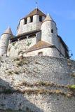 Região de França, Paris, Seine e Marne, cidade medieval de Provins, tou Fotos de Stock Royalty Free
